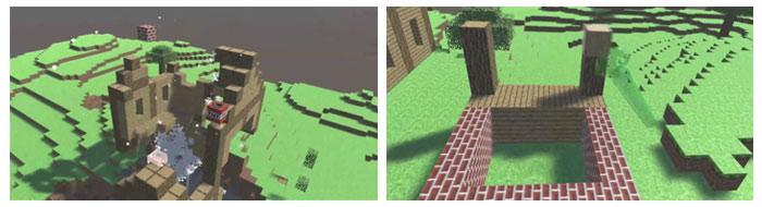 Minecraft VR Vivecraft Für Die HTC Vive OnlyVR - Minecraft vr spielen